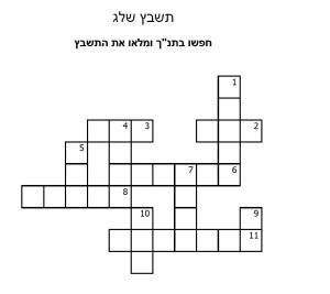 snow crossword